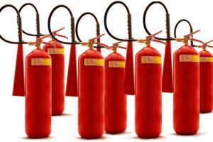 Serviço de recarga de extintores